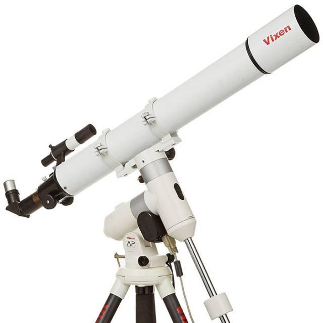 AP-A80Mf-SM Teleskopset