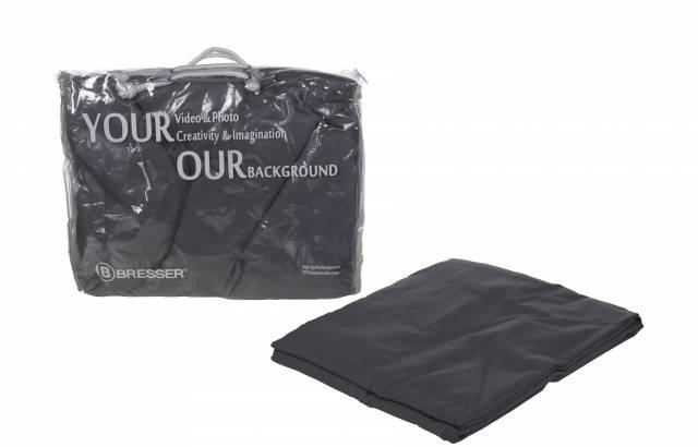 BRESSER Y-9 Background Cloth 3x6m grey