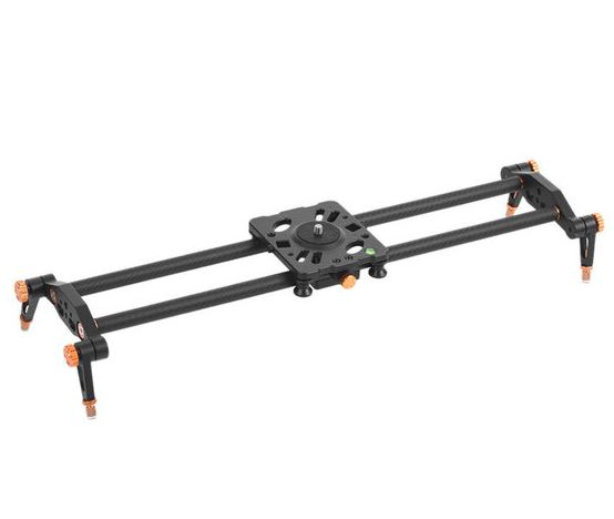 BRESSER Carbon Slider Carríl para Camára 60cm