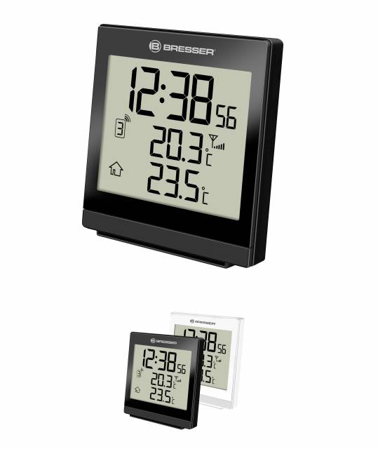 BRESSER TemeoTrend SQ Wireless Weather Station - Thermometer & Hygrometer