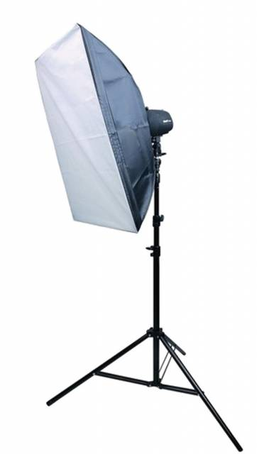 Softbox 50x70cm per Flash da Studio BRESSER della Serie P