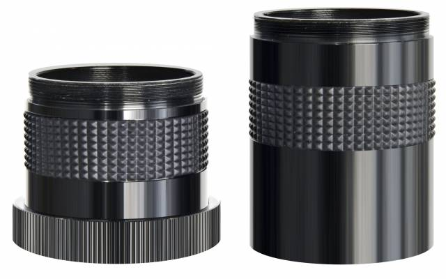 BRESSER Adaptateur d'appareil photo M35/T2 pour MC/MCX100/127