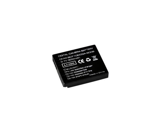 BRESSER Batterie de rechange Lithium-Ion pour Panasonic DMW-BCF10