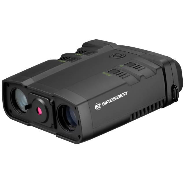 BRESSER Cyfrowy noktowizor binokularowy 3,6x NightSpyDIGI Pro FHD 250m/940nm IR (invisible)