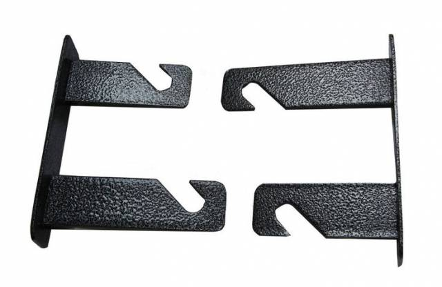 BRESSER MB-16 Wall Brackets for 2 Background Rolls