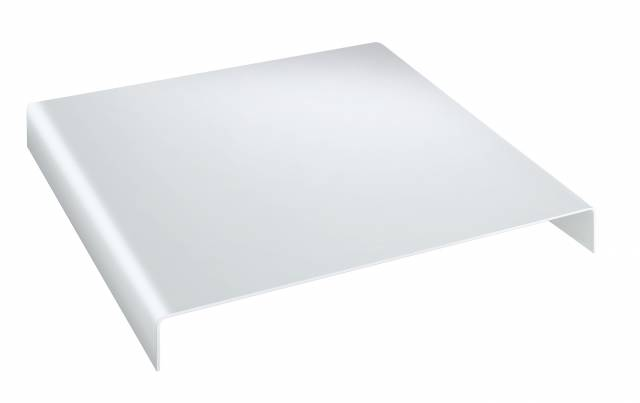 Podest akrylowy BRESSER BR-AR1 24x24x5cm biały