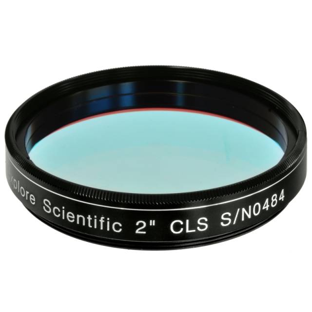 "EXPLORE SCIENTIFIC 2"" CLS Nebelfilter"