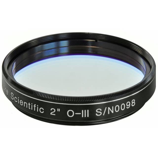 "EXPLORE SCIENTIFIC 2"" O-III Filtro nebulare 12nm"