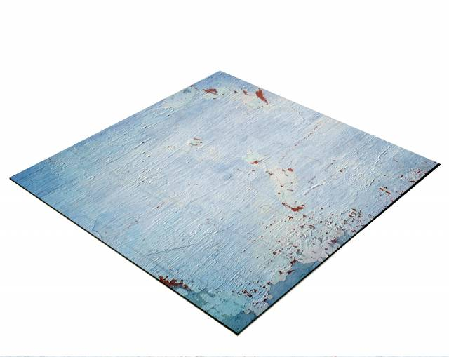 Fond Flat Lay BRESSER pour Photos à plat 40 x 40 cm Bleu Clair