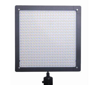 BRESSER LED SH-420 25W/3.700LUX Lampada da studio sottile