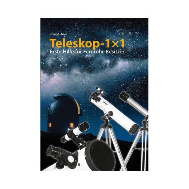 OCULUM VERLAG - Teleskop-1x1 (Libro en Lengua alemana)