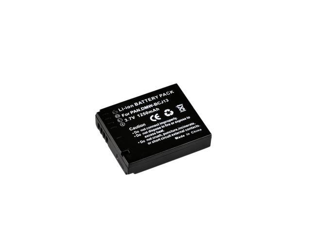 BRESSER Batería de repuesto de iones litio para Panasonic DMW-BCJ13