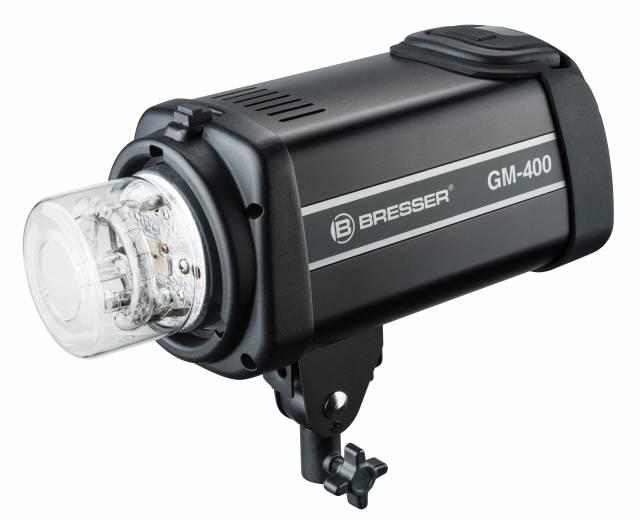 BRESSER GM-400 digitaler Studioblitz