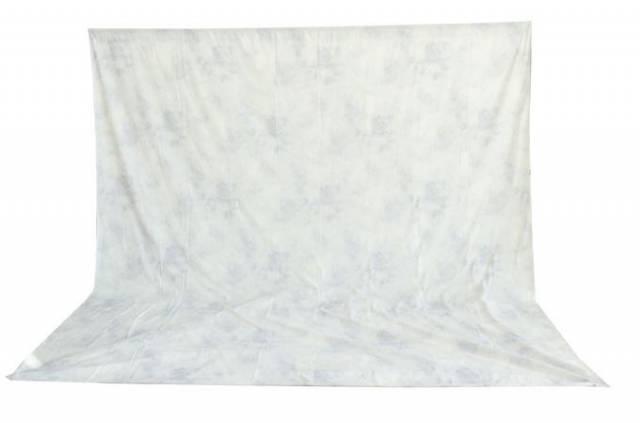BRESSER BR-6106 Background Cloth with Pattern 3 x 6m