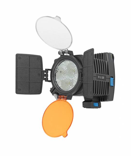 BRESSER S-3 Video Illumination LED 3x4W