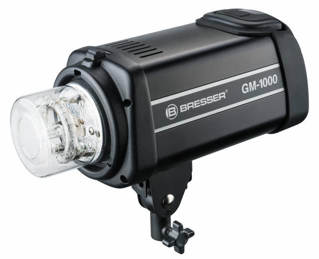 BRESSER GM-1000 Flash de studio numérique