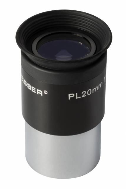 """BRESSER Oculare 20 mm Plössl 31,7 mm / 1,25"""""""
