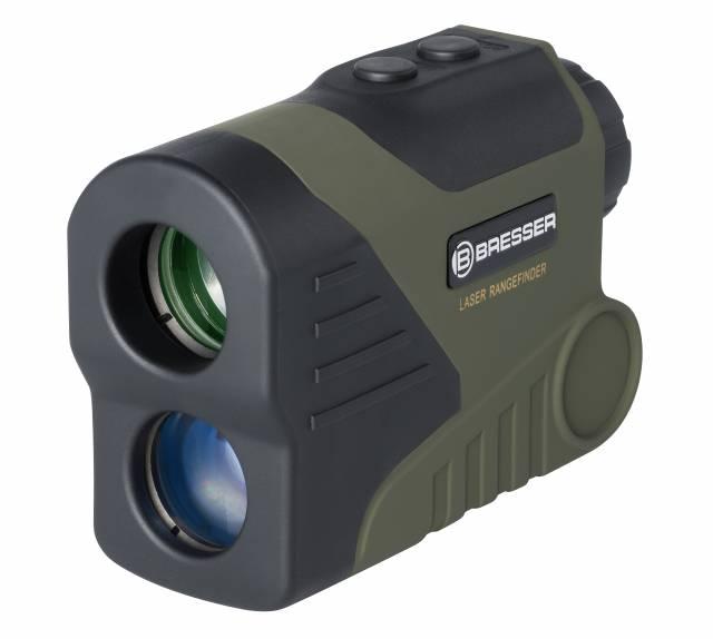 BRESSER Laser Rangefinder & Snelheidsmeter WP/OLED 6x24 - 800m