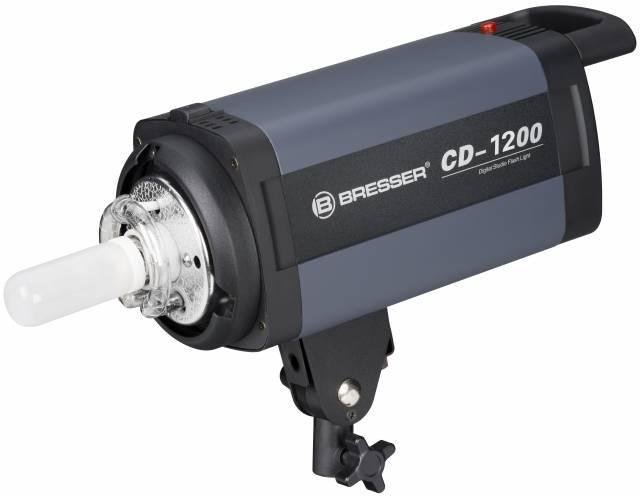 BRESSER CD-1200 Flash de studio numérique