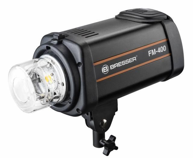 BRESSER FM-400 Flash de studio à haute vitesse