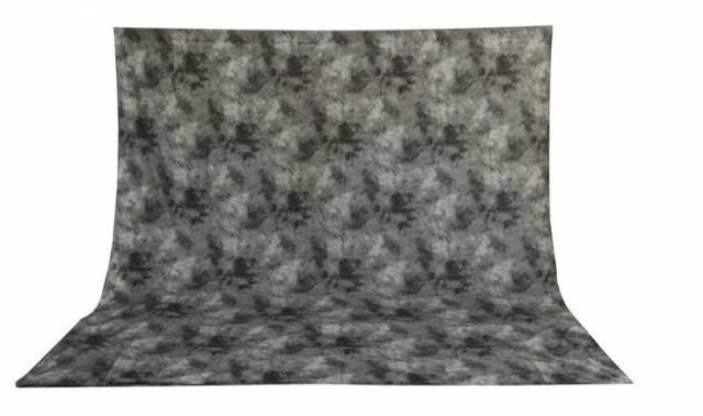 Fondo de Tela BRESSER BR-6109 lavable con Patrón 3x6m