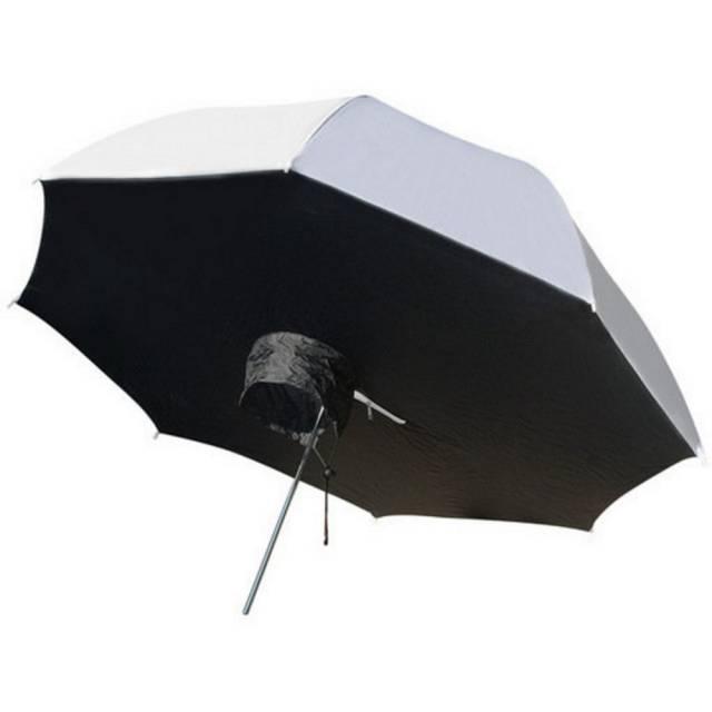 BRESSER SM-06 Paraguas-caja de luz medida 101cm