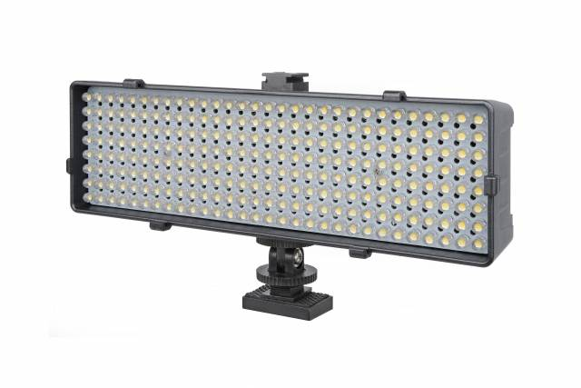 BRESSER S-240 LED Lamp on camera 14.4W/2200LUX