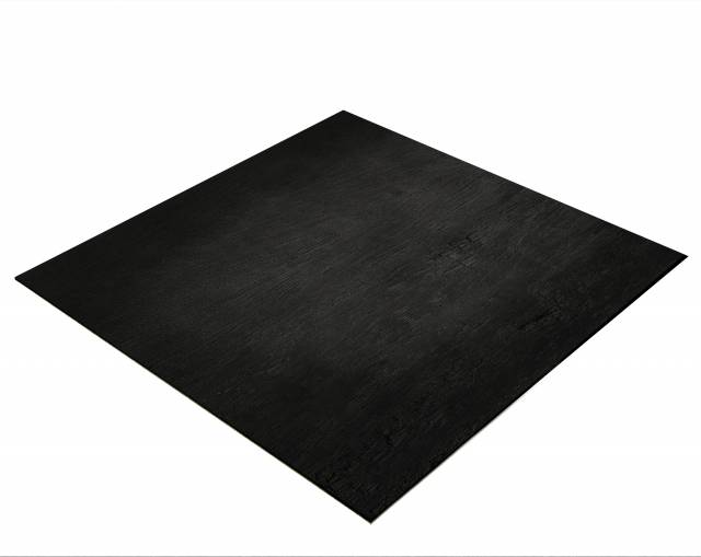 BRESSER Flat Lay Background for Tabletop Photography 60x60cm black Wood