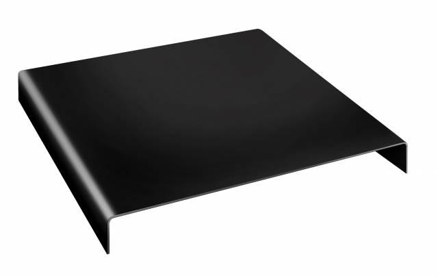 Podest akrylowy BRESSER BR-AR1 24x24x5cm czarny