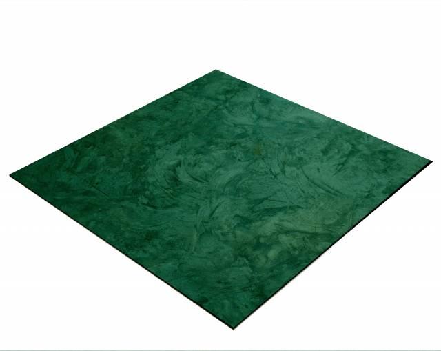 Sfondo BRESSER Flat Lay per Foto dall'Alto 40x40 cm Colore Verde scuro astratto