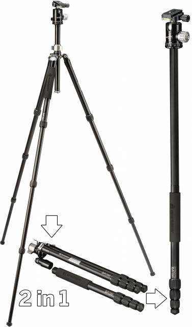 BRESSER BX-25 Pro Trípode fotográfico