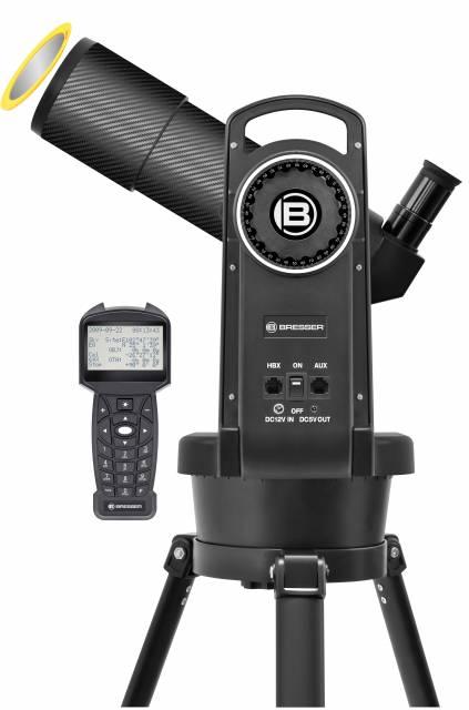 Telescopio BRESSER Automatik 80/400 con sistema GoTo