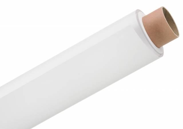 BRESSER 93 Papierhintergrundrolle 2,72x25m arktisch weiß