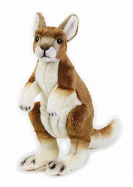 Kangourou en peluche NATIONAL GEOGRAPHIC