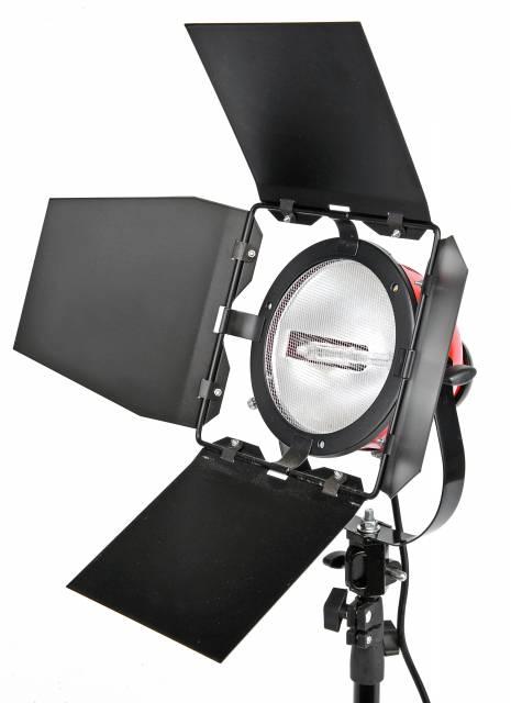 Lampada alogena da studio BRESSER SG-800D fino a 800W con dimmer