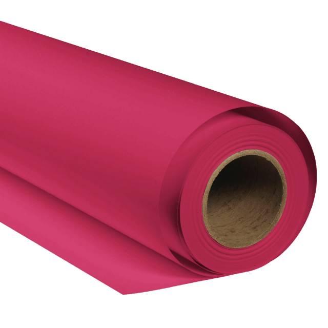 BRESSER SBP13 Papierhintergrundrolle 2,00 x 11m Crimson Rot