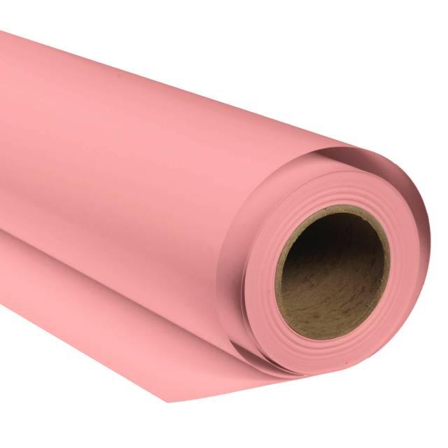 BRESSER SBP12 Papierhintergrundrolle 2,00 x 11m Rosa