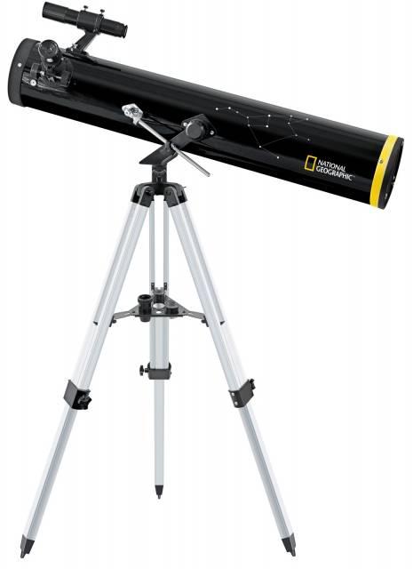 Telescopio riflettore AZ NATIONAL GEOGRAPHIC 114/900