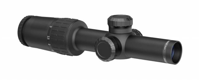 YUKON Jaeger 1-4x24 Optical Sight