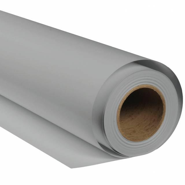 BRESSER SBP17 Fondale in Carta 1,36x11m grigio chiaro