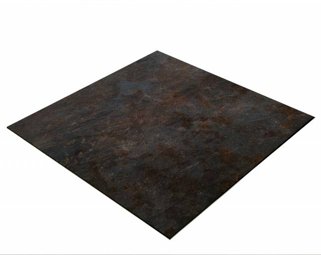 BRESSER Flat Lay Background for Tabletop Photography 40x40cm Dark Nature Stone