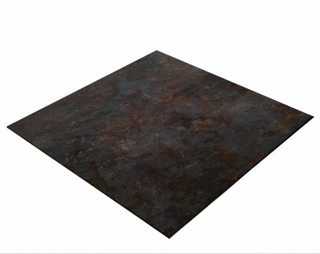 Fondo BRESSER Flatlay para Fotos tomadas desde arriba - 40 x 40 cm Piedra natural oscura