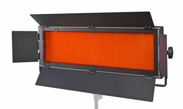 BRESSER LG-1200 LED Video Light 72W/11800LUX