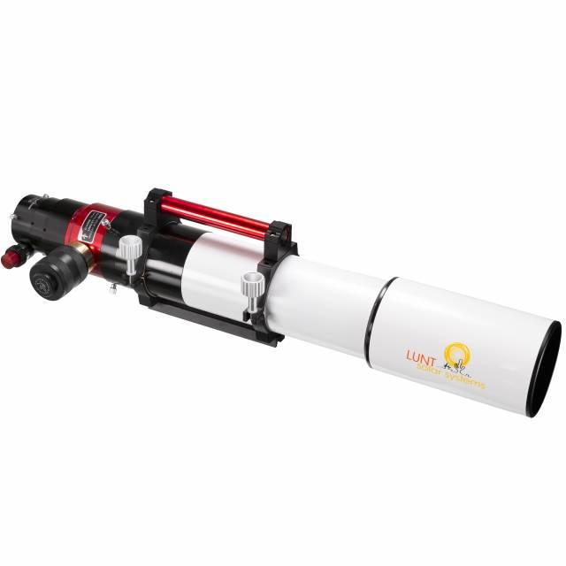LUNT LS100MT/B3400FT Multipurpose APO Telescope for Sun + Night-Sky