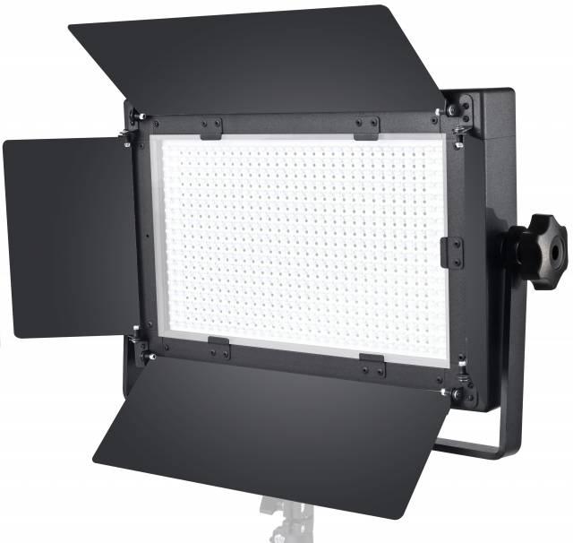 BRESSER LG-500LED Lámpara LED de estudio 30W/4600LUX