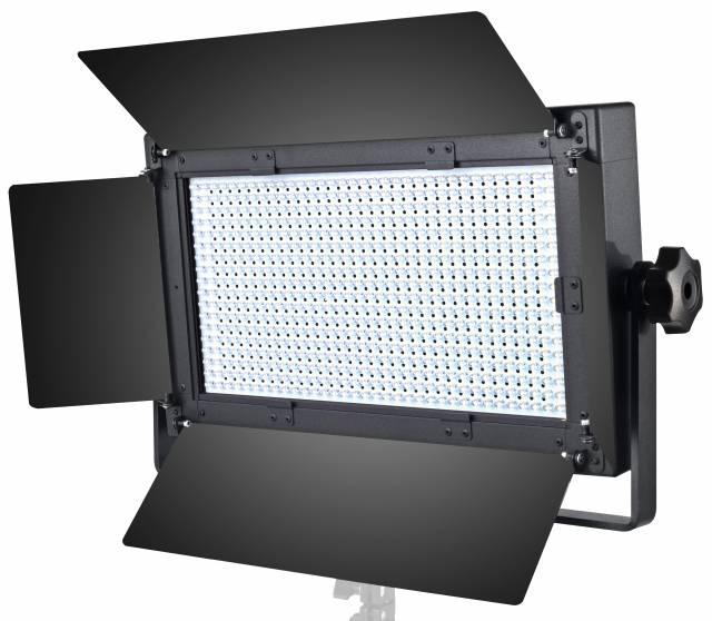 BRESSER LG-600 LED Flächenleuchte 38 W / 5.600 Lux