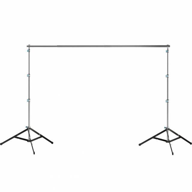 Sistema portafondali BRESSER BR-BS310 PRO 300 x 310 cm per pesanti fondali da studio