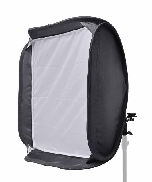 Softbox BRESSER SS-14 per flash da fotocamera 60x60cm