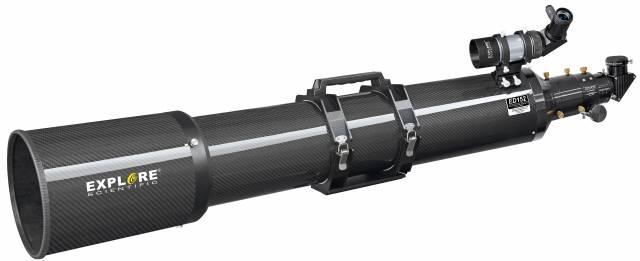 """EXPLORE SCIENTIFIC ED APO 152mm FCD-1 CF FT True 3"""""""