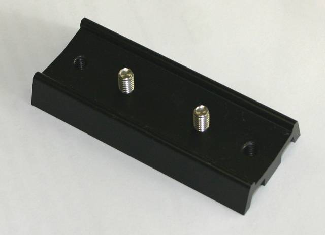 LUNT LS100PS Dovetail Bar 100mm (GP level)